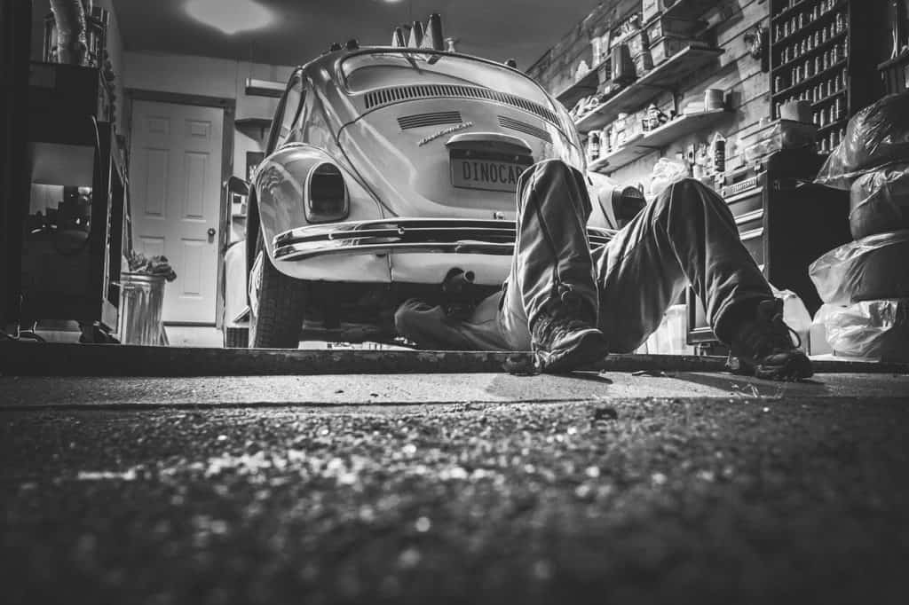 תיקון רכב