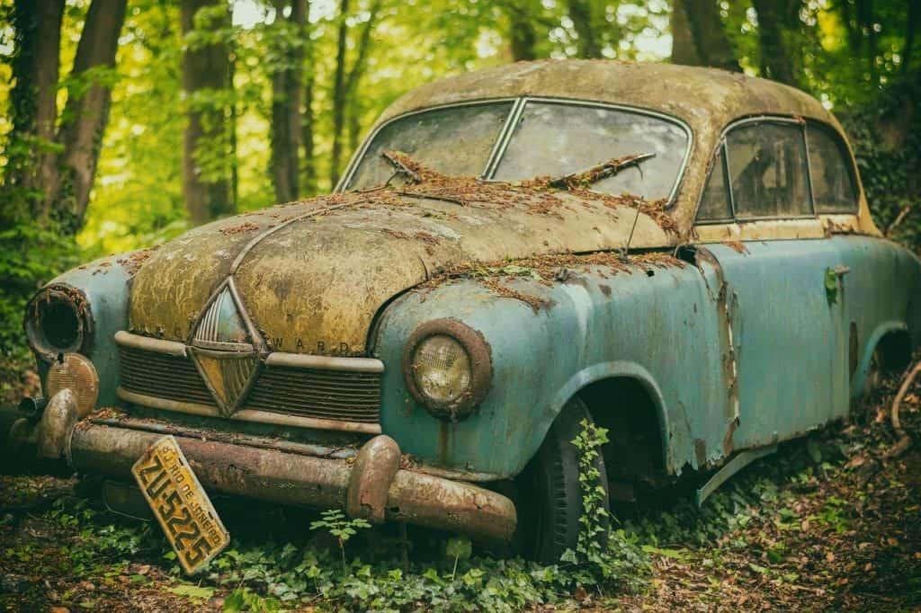 רכב ישן